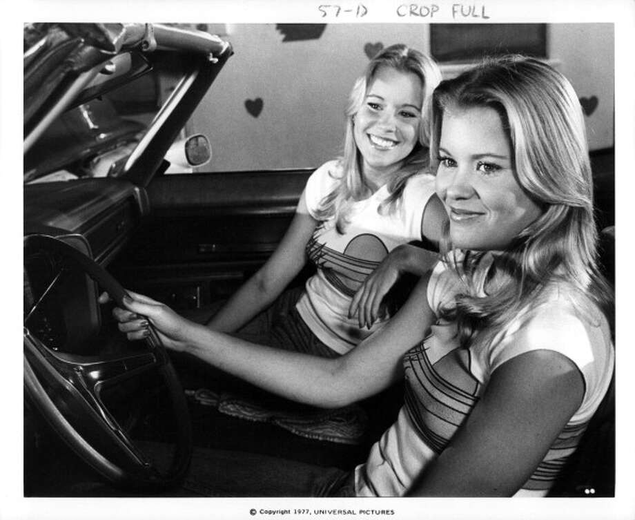 Yvette and Yvonne, the Sylvander sisters shared the cover of Sports Illustrated Swimsuit issue in 1976. Photo: Michael Ochs Archives, Getty Images / 2011 Getty Images
