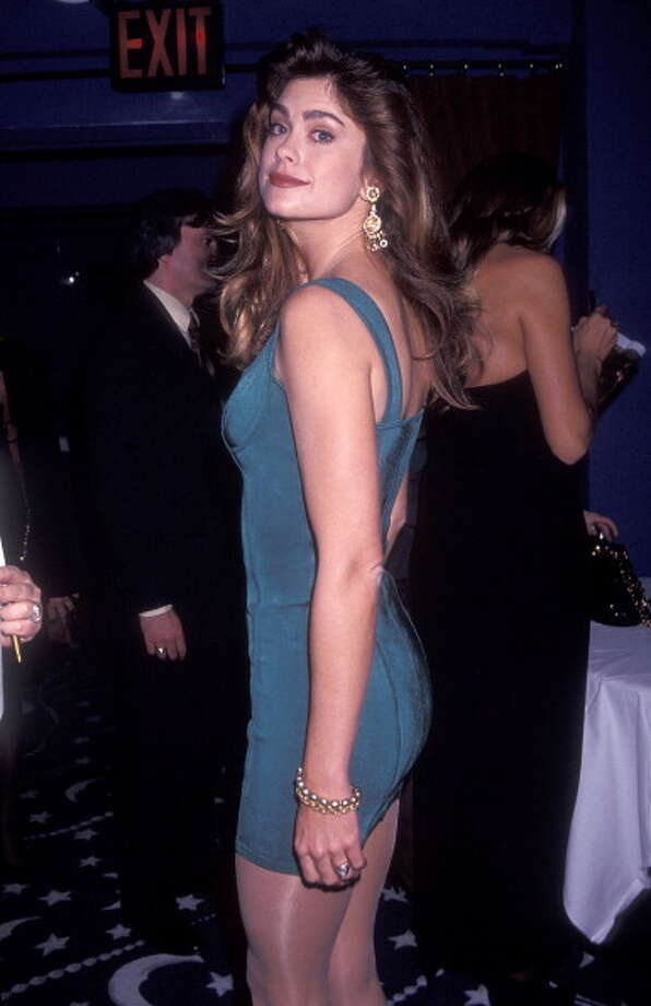 Model Kathy Ireland appeared on the cover of Sports Illustrated Swimsuit issue by herself in 1989 and 1992. She shared the cover in 1994. Photo: Ron Galella, Getty Images / 1992 Ron Galella, Ltd.