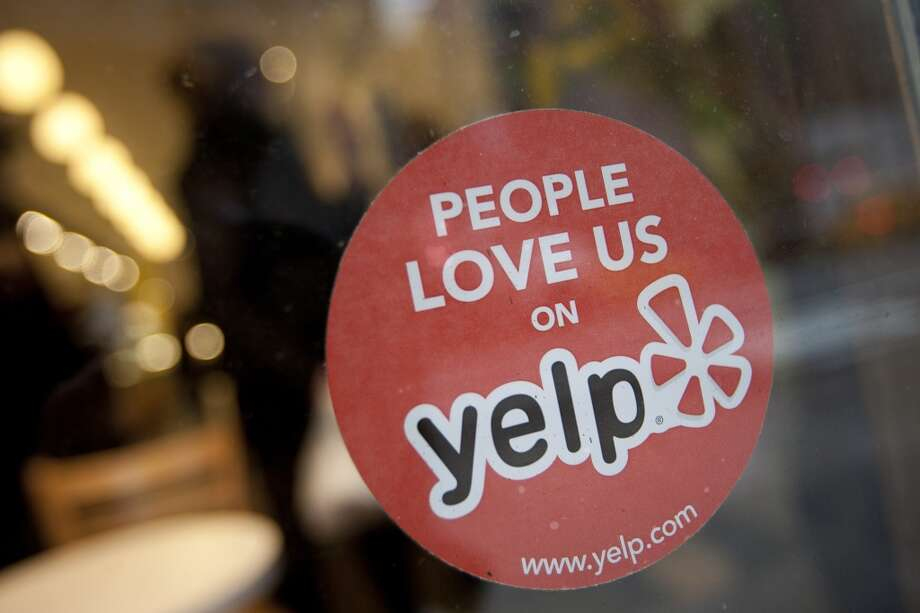 """How would you use Yelp to find the number of businesses in the US?"" -- FactualMore Factual interview questions (Scott Eells/Bloomberg) Photo: Scott Eells, Bloomberg"