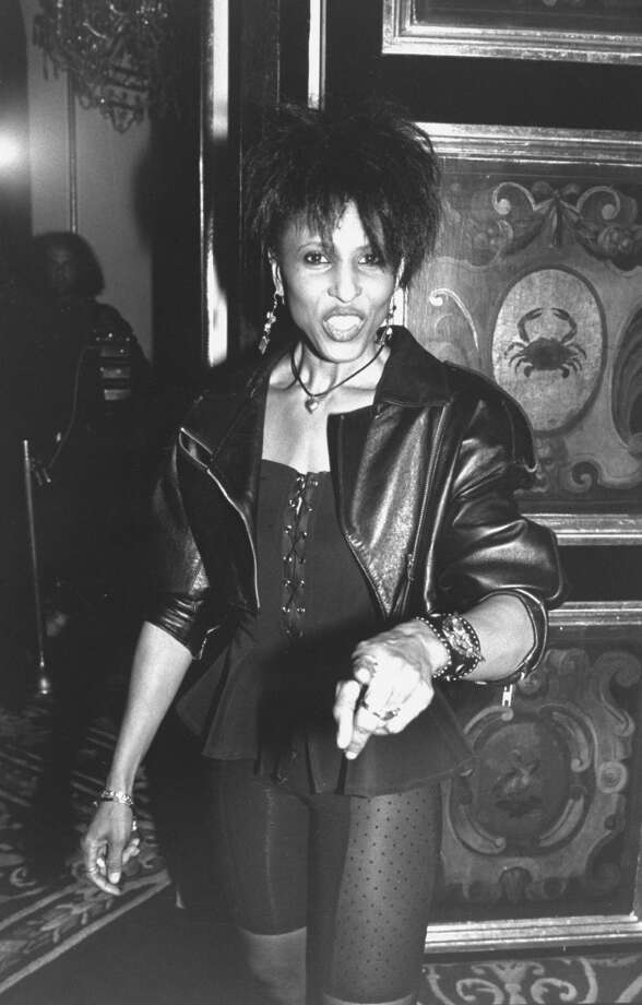 Singer Nona Hendryx in 1991. Photo: Robin Platzer, Time & Life Pictures/Getty Image