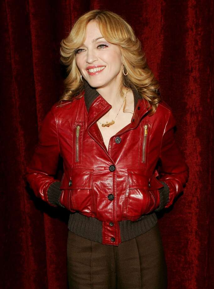 Madonna in 2005. Photo: Evan Agostini, Getty Images