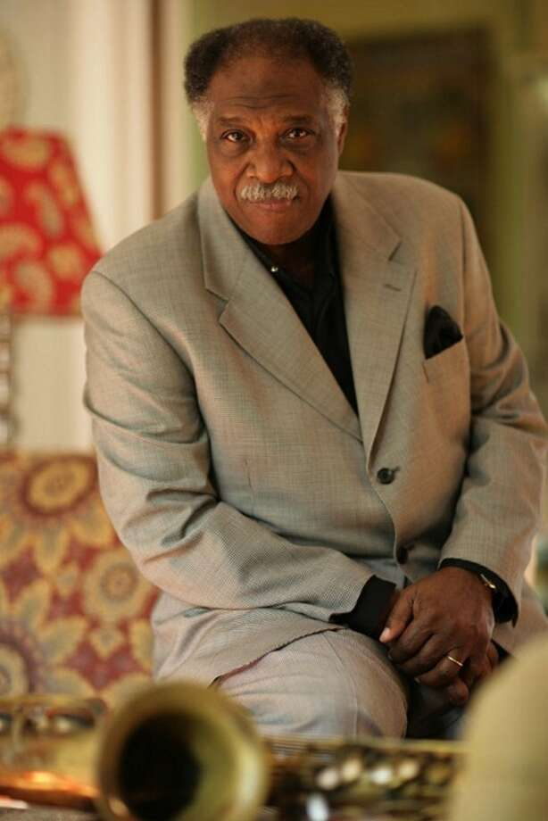 Jazz saxophonist Houston Person,slated to perform all three days Photo: Contributed Photo