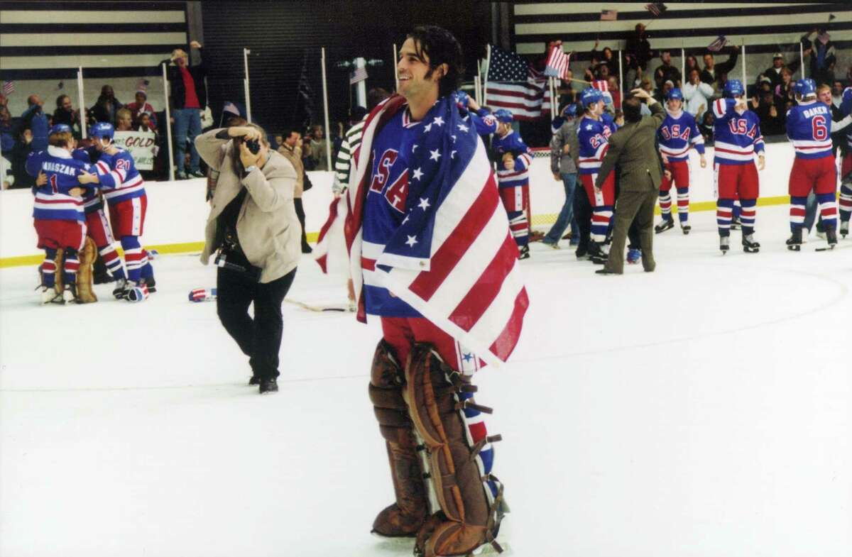 'Miracle' (2004) was about the 1980 U.S. Olympic team that upset the Russians (aka: