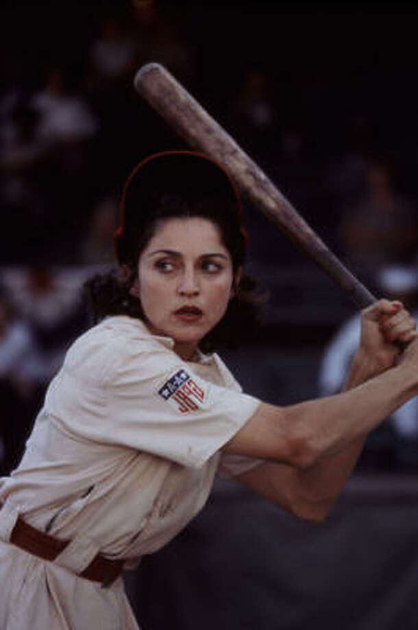 A League of Their Own (1992)Available on Hulu January 1Two sisters join the first female professional baseball league and struggle to help it succeed amidst their own growing rivalry. Photo: Columbia Pictures