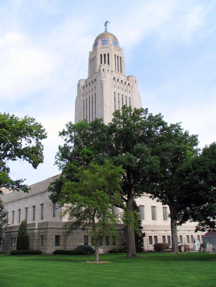 24. Nebraska Total households: 736,877 Households with more than $1 million in investable assets: 34,916 Ratio of millionaires to total households: 4.74 percent Source:Phoenix Marketing International