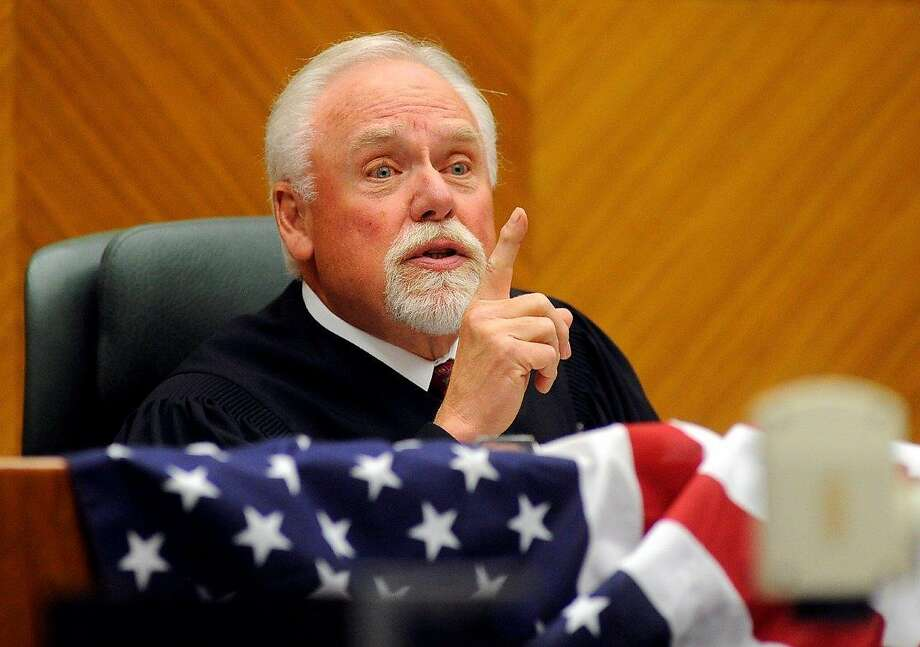 Richard Cebull, the federal judge who sent a racist e-mail about President Obama, retired in May. Photo: James Woodcock, Associated Press