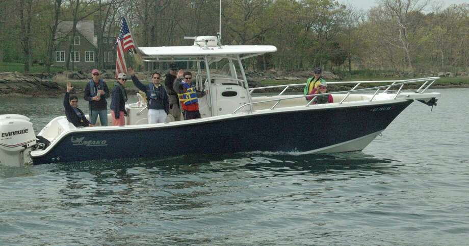 "The Darien Sail & Power Squadron's safe boating course, which includes ""on-the-water"" activities, begins Wednesday, Feb. 5. Photo: Picasa, Contributed / Darien News"