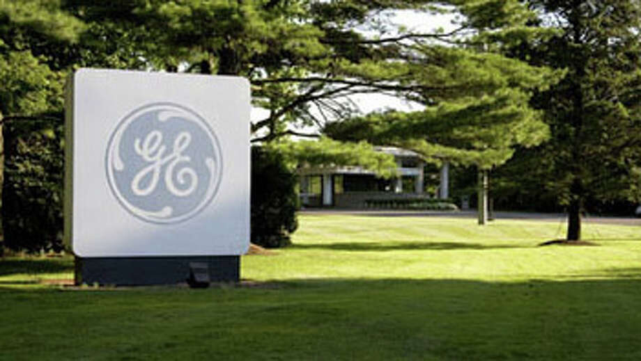 General Electric's corporate headquarters on Easton Turnpike. Photo: File Photo / Fairfield Citizen