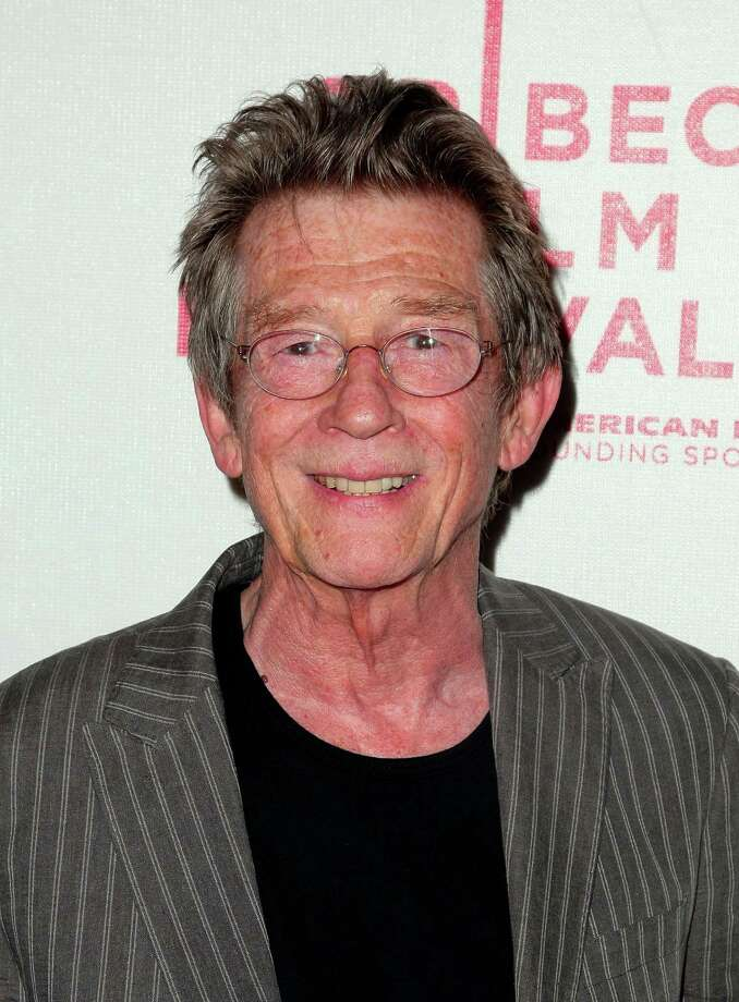 "NEW YORK - APRIL 27:  Actor John Hurt attends the premiere of ""An Englishman in New York"" during the 2009 Tribeca Film Festival at BMCC Tribeca Performing Arts Center on April 27, 2009 in New York City.  (Photo by Andrew H. Walker/Getty Images for Tribeca Film Festival) Photo: Andrew H. Walker / 2009 Getty Images"