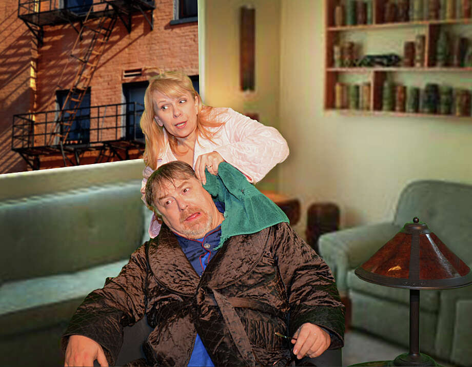 Neil Simon's dark comedy about a couple battling the dehumanizing effects of contemporary urban living - exacerbated when he suddenly loses his job. 7:30 p.m. Thursdays, 8 p.m. Fridays-Saturdays, 3 p.m. Sundays, through Feb. 23; Texas Repertory Theatre Co., 14243 Stuebner Airline; $35; 281-583-7573, texreptheatre.org. Photo: Courtesy