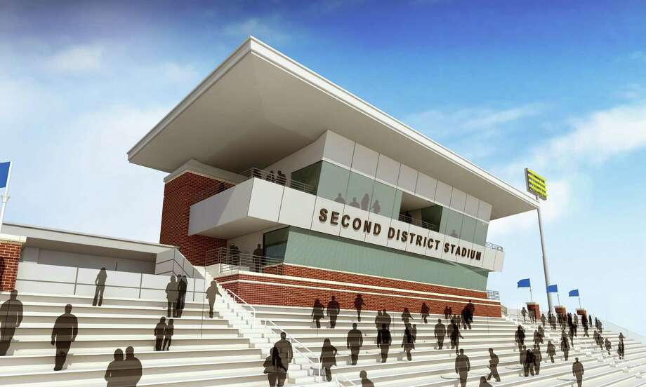 Clear Creek Independent School District plans to begin construction of its second stadium in April. Completion is targeted for August 2015. District officials have formed a committee to select a name for the facility.Clear Creek Independent School District plans to begin construction of its second stadium in April. Completion is targeted for August 2015. District officials have formed a committee to select a name for the facility.