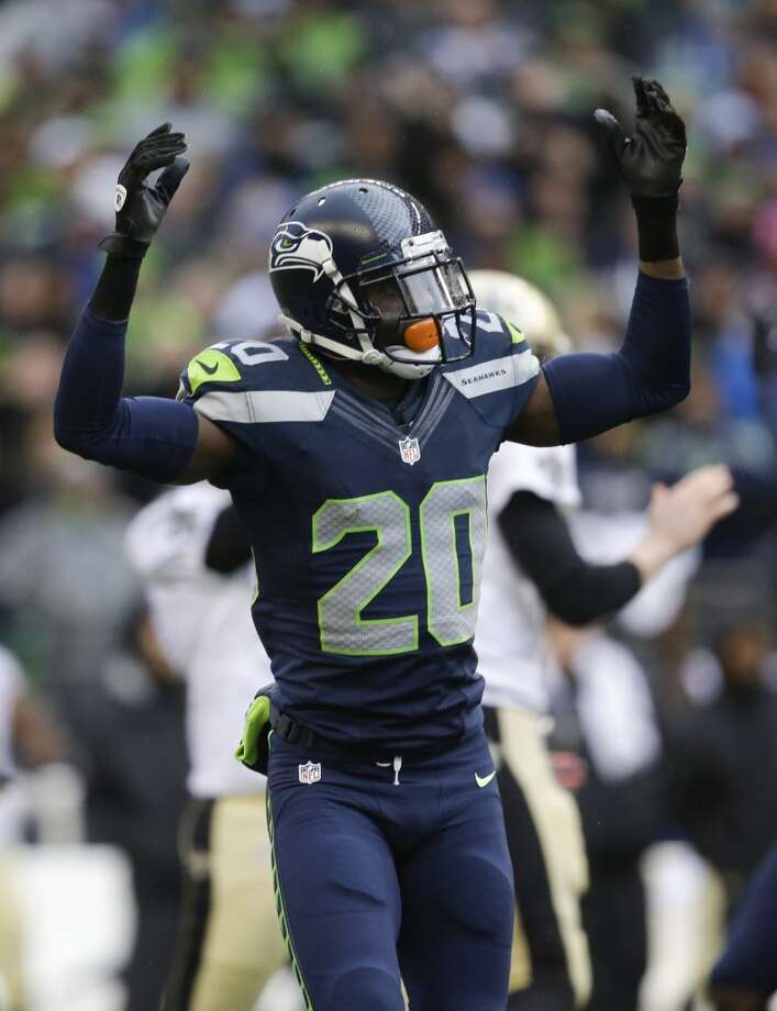 Jeremy Lane  Seahawks cornerback  The Tyler native was selected by Seattle in the sixth round of the 2012 draft. Photo: Elaine Thompson, Associated Press