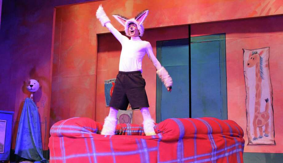 "Anthony Bosmans  plays the title role in Magik Theatre's ""Skippyjon Jones."" Photo: Courtesy Aimee Stead"