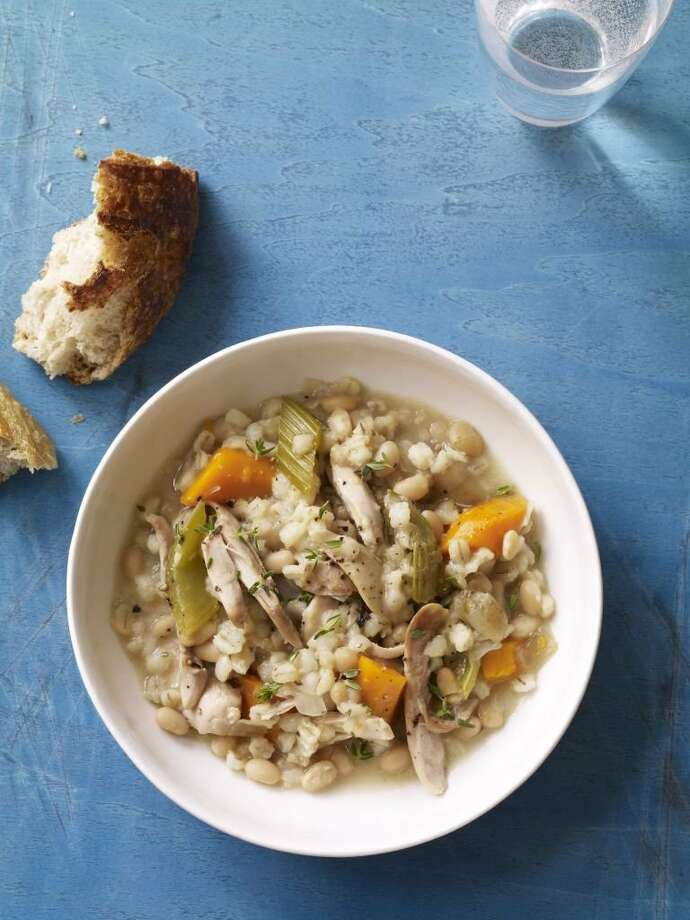 Chicken and Barley Stew, from Woman s Day Photo: Woman S Day