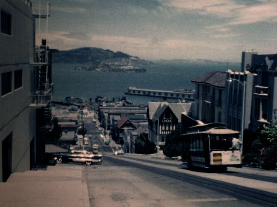 "Martin Sterud's home movies are ""really a capsule of San Francisco"" spanning six decades, Ron Merk says. Photo: Martin Sterud, Courtesy Premiere Pictures Int,"