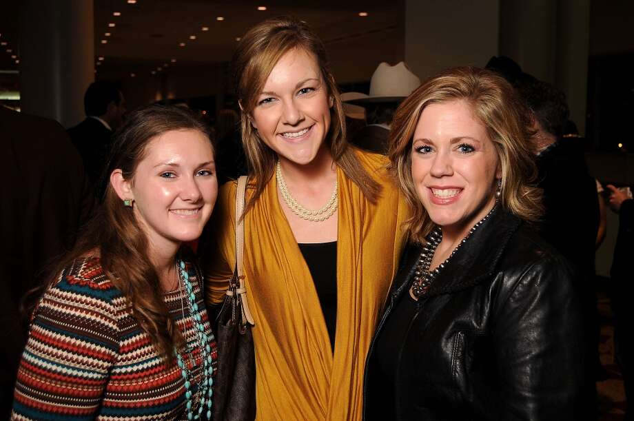 From left: Mollie Lastovica, Meredith Larson and Jennifer Smith Photo: Dave Rossman, For The Houston Chronicle