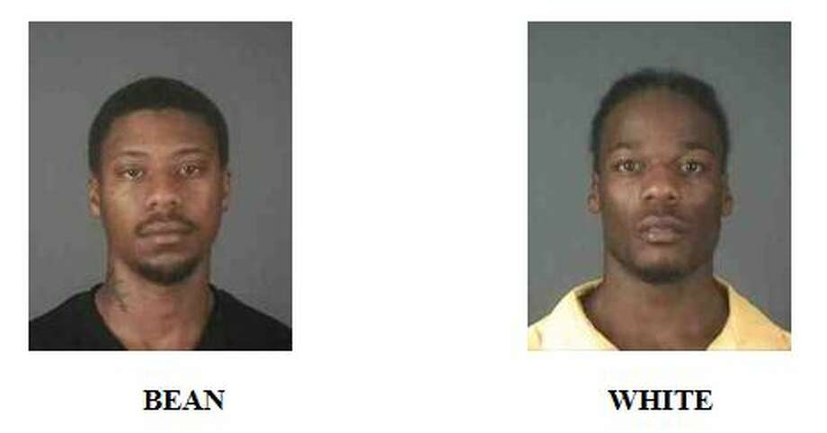 Bernard White, 24, of Albany and Uquan Bean, 22, of Troy, pleaded guilty to first-degree robbery before state Supreme Court Justice Thomas Breslin. (Albany County District Attorney's office) Photo: Walsh, Cecilia
