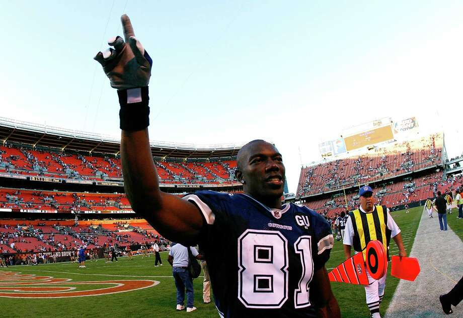 "Terrell OwensPerhaps most famous for dancing on the midfield Cowboys logo in Dallas, the former 49ers star (he later played in Dallas, ironically) is one of the more divisive figures in recent sports history. Heck, his touchdown celebrations were a main reason the NFL created the ""excessive celebration"" penalty. Photo: Kevin C. Cox, Getty Images / 2008 Getty Images"