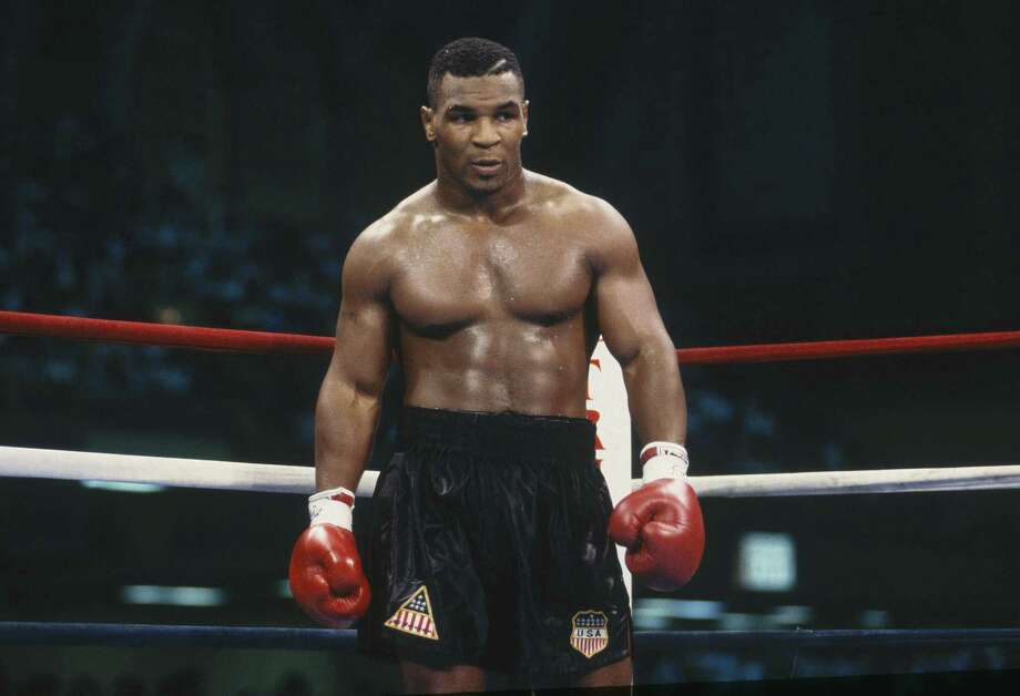 "Mike TysonBoxing seems to have all the best trash-talkers. Here are a couple quotes from Tyson, who certainly had a way -- some way -- with words: ""I want to kill people. I want to rip their stomachs out and eat their children."" ""My power is discombobulatingly devastating. I could feel his muscle tissues collapse under my force. It's ludicrous these mortals even attempt to enter my realm."" Photo: Focus On Sport, Focus On Sport/Getty Images / 1989 Focus on Sport"
