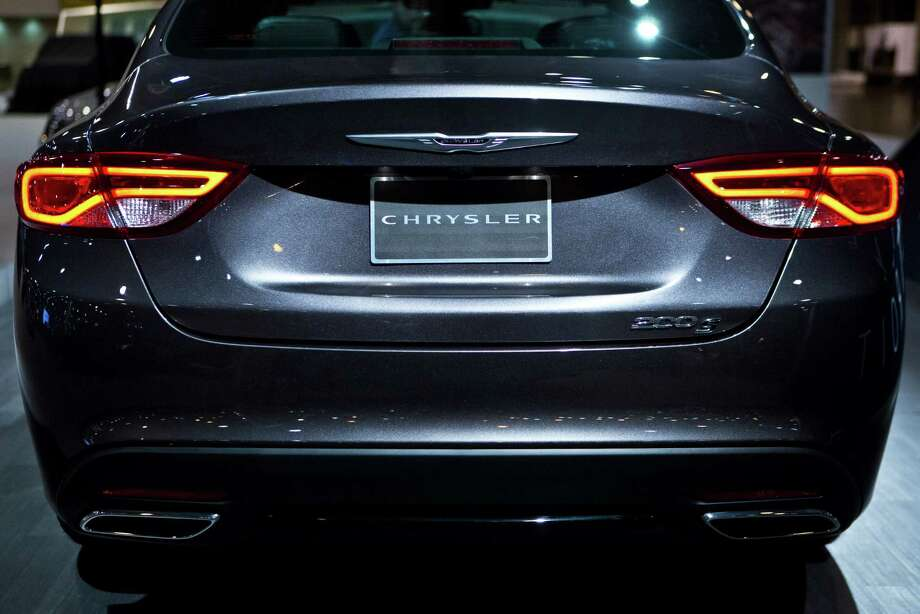 The new Chrysler 200 mid-size sedan will be on display at the Houston Auto Show. Photo: Marie D. De Jesus, Houston Chronicle / © 2014 Houston Chronicle