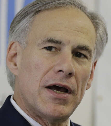 Greg Abbott has offered a 3-point plan.
