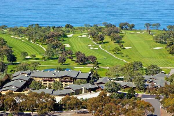 The Lodge at Torrey Pines in La Jolla (pictured) is one of three San Diego County resorts with Five Diamonds from AAA, as well as  the Park Hyatt Aviara in Carlsbad and the Grand Del Mar. None of those made the Conde Nast Traveler readers'  Gold List, though; their only San Diego-area pick among top 200 U.S. hotels was Rancho Valencia in Rancho Santa Fe.