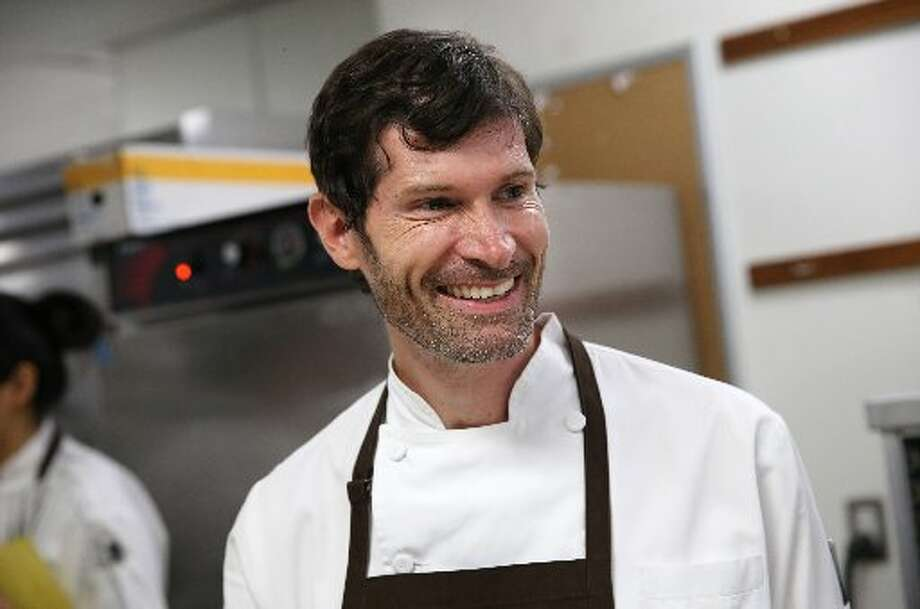 Daniel Patterson, the culinary genius behind Coi. Photo by Laura Morton/Special to the San Francisco Chronicle