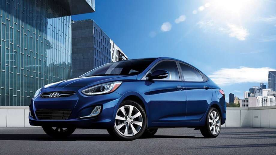 Hyundai AccentStarting at $14,645