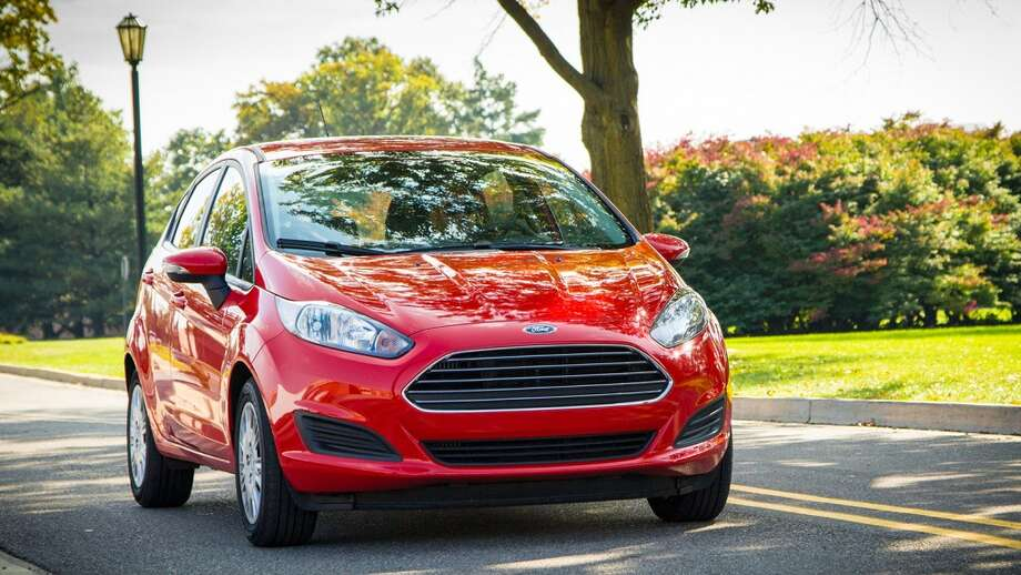 Ford FiestaStarting at $14,100