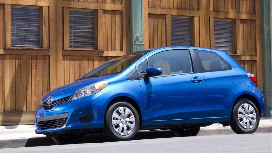 Toyota YarisModel year being recalled:2006-10Number of vehicles being recalled:Part of 1.3 millionReason for recall:Faulty electrical connections could cause air bags to deactivateModel year being recalled:2006-10Number of vehicles being recalled:Part of 472,500Reason for recall:Defective springs in the front seat rails could prevent seats from locking in place Photo: Scott Dukes