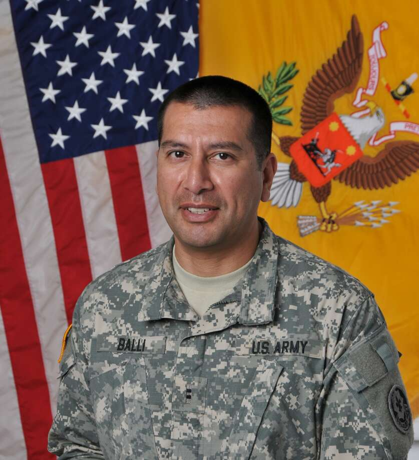 Chief Warrant Officer Edward Balli, 42, died Monday Jan. 22, 2014 in Kandahar province when he was shot by insurgents, officials said. Photo: US Army, Courtesy