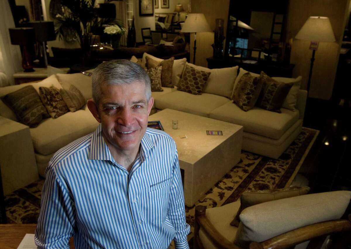 """Gallery Furniture owner Jim """"Mattress Mack"""" McIngvale will refund purchases of $3,000 or more. More information."""