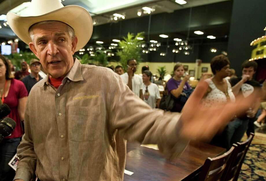 Gallery Furniture owner Jim McIngvale will join in Pearland's holiday fun this year, serving as grand marshal for the city's Christmas parade on Dec. 2.Here are some facts you may not know about Mattress Mack's lengthy history in Houston... Photo: James Nielsen, Staff / Houston Chronicle