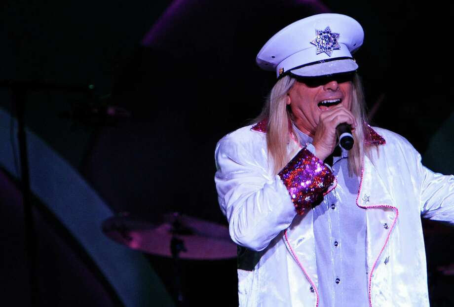 "LAS VEGAS, NV - JUNE 12:  Singer Robin Zander of Cheap Trick performs in ""Sgt Pepper Live"" Rocks Paris Las Vegas at the Paris Las Vegas June 12, 2010, in Las Vegas, Nevada.  (Photo by Jacob Andrzejczak/Getty Images for Paris Las Vegas) Photo: Jacob Andrzejczak / 2010 Getty Images"