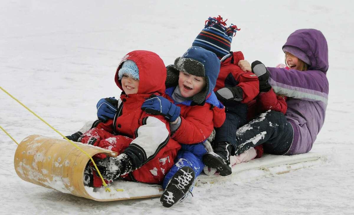 Bring the kids to Grafton Lakes...