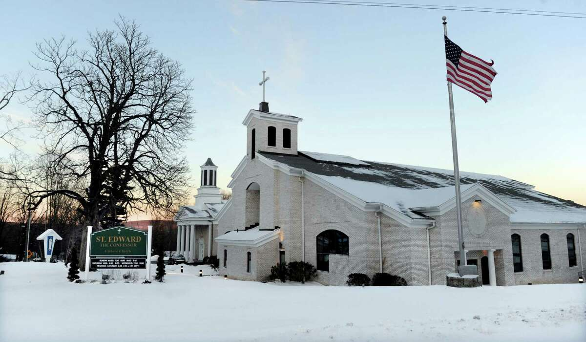 St. Edward the Confessor Catholic Church in New Fairfield, Conn., Wednesday, January 22, 2014.