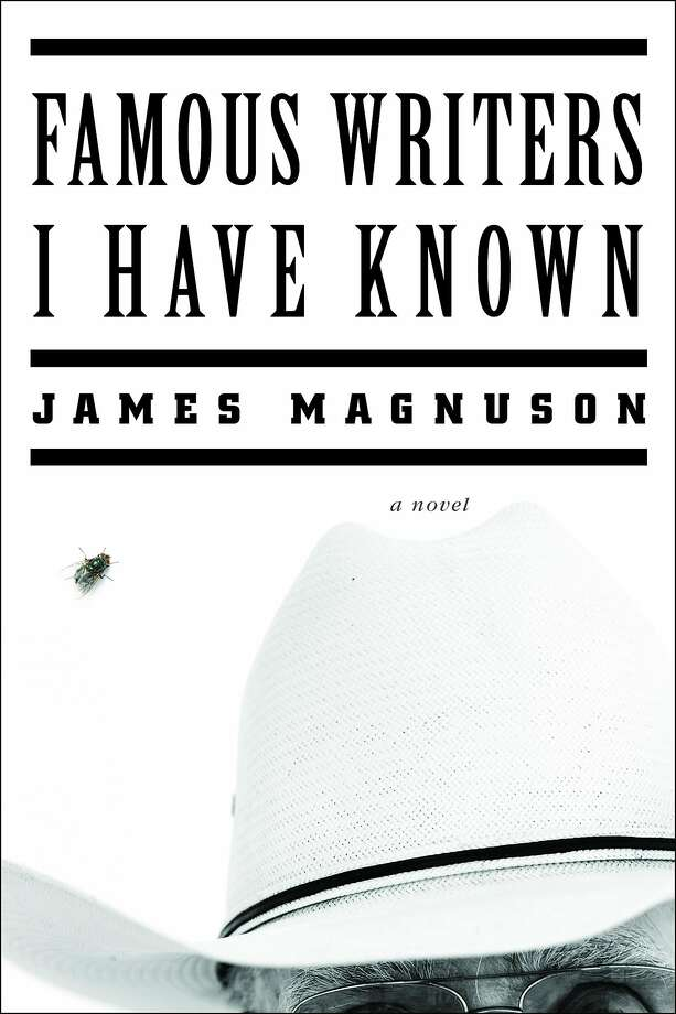 Famous Writers I Have Known, by James Magnuson Photo: W. W. Norton & Company