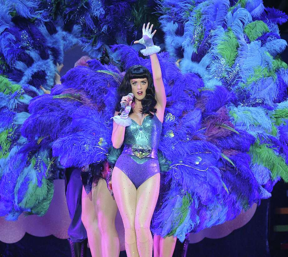 Katy Perry on her California Dreams 2011 Tour. Photo: Frank Micelotta, EMI / ONLINE_YES