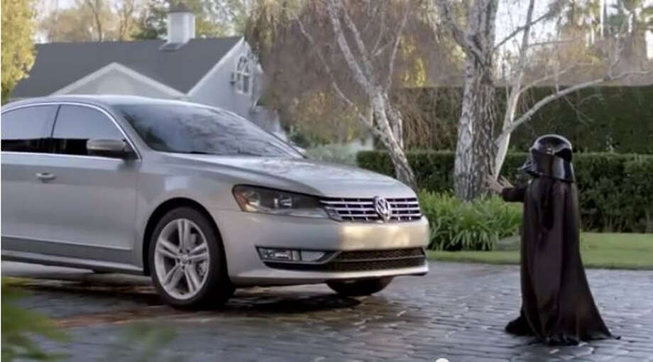 1. The Force: Volkswagon Commercial, 2011View the video  Source: Unruly Media