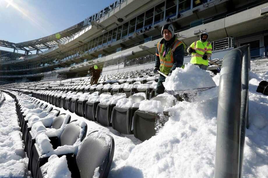 Seattle, Wash. 43 degrees Photo: Julio Cortez, Associated Press / AP