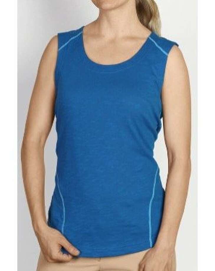 ExOfficio JavaTech Sleeveless Tee Photo: ExOfficio