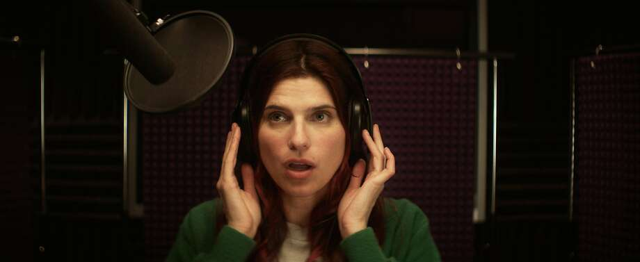 "Lake Bell wrote, directed and starred in ""In a World ...,"" about the voice-over business. Photo:  Seamus Tierney, Associated Press"
