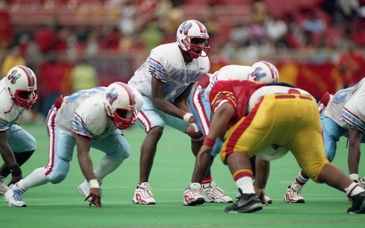 Vince Young during his high school days at Madison.