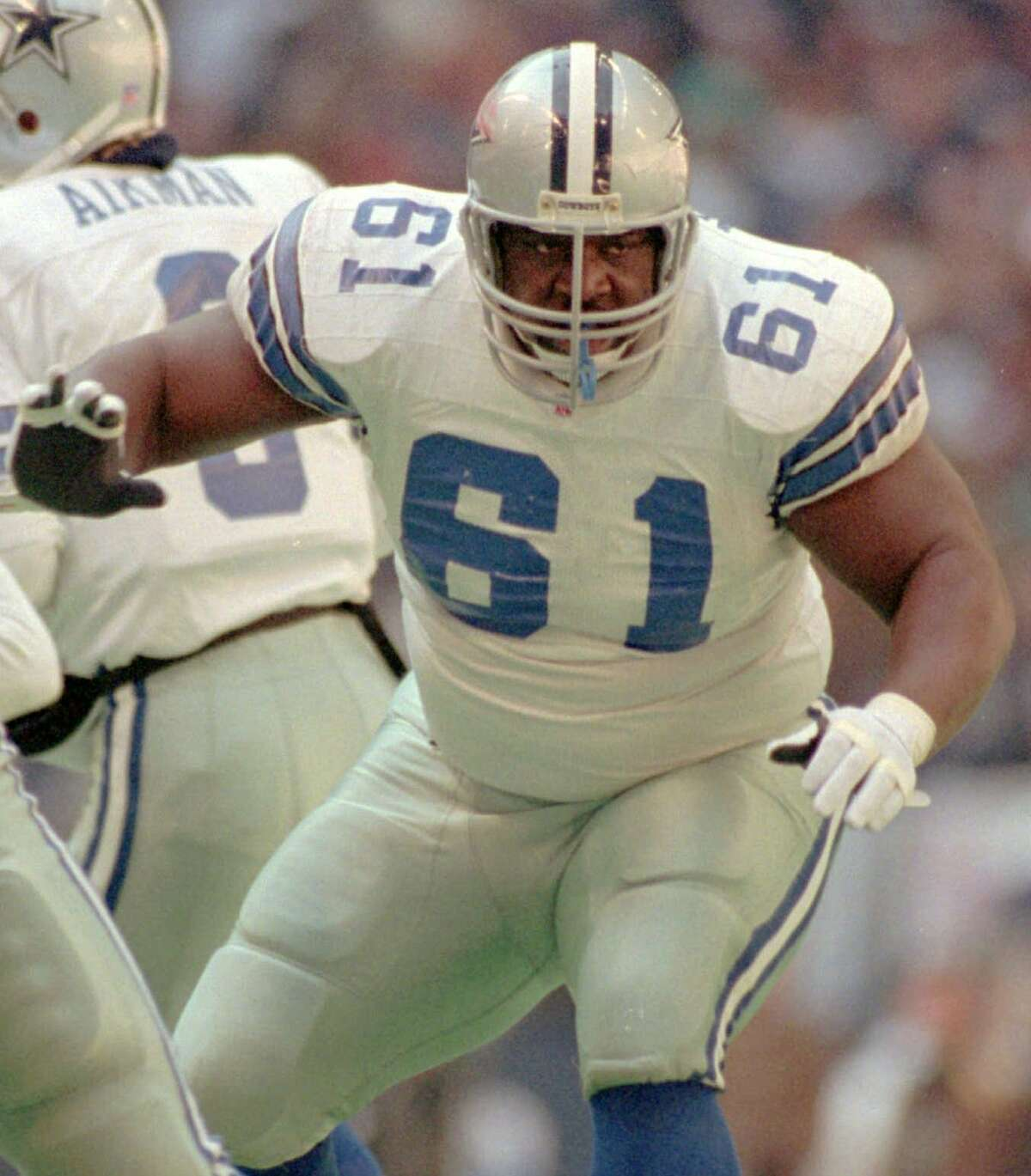 Former offensive lineman Nate Newton was sentenced to two years and six months in federal prison for drug trafficking in 2002.