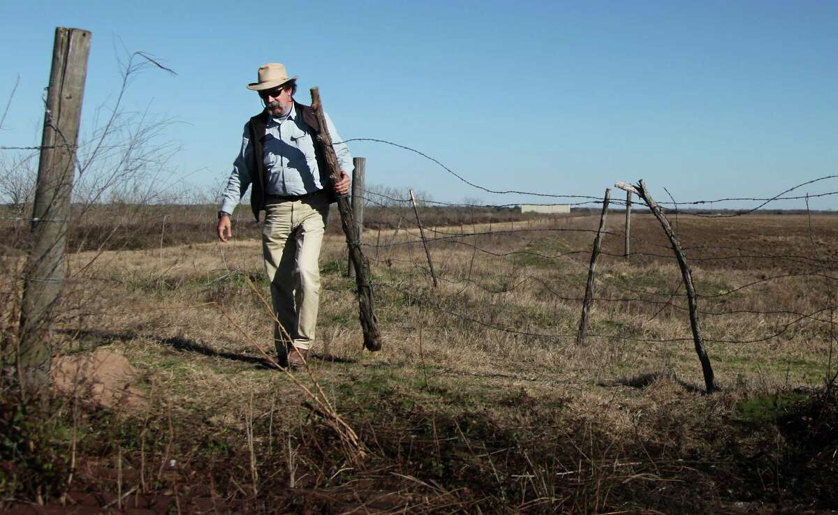 The 107-mile route being proposed for Texas 36A would cut through some 20,000 acres land west of Houston now owned by the Katy Prairie Conservancy, whose directors include Wesley Newman.