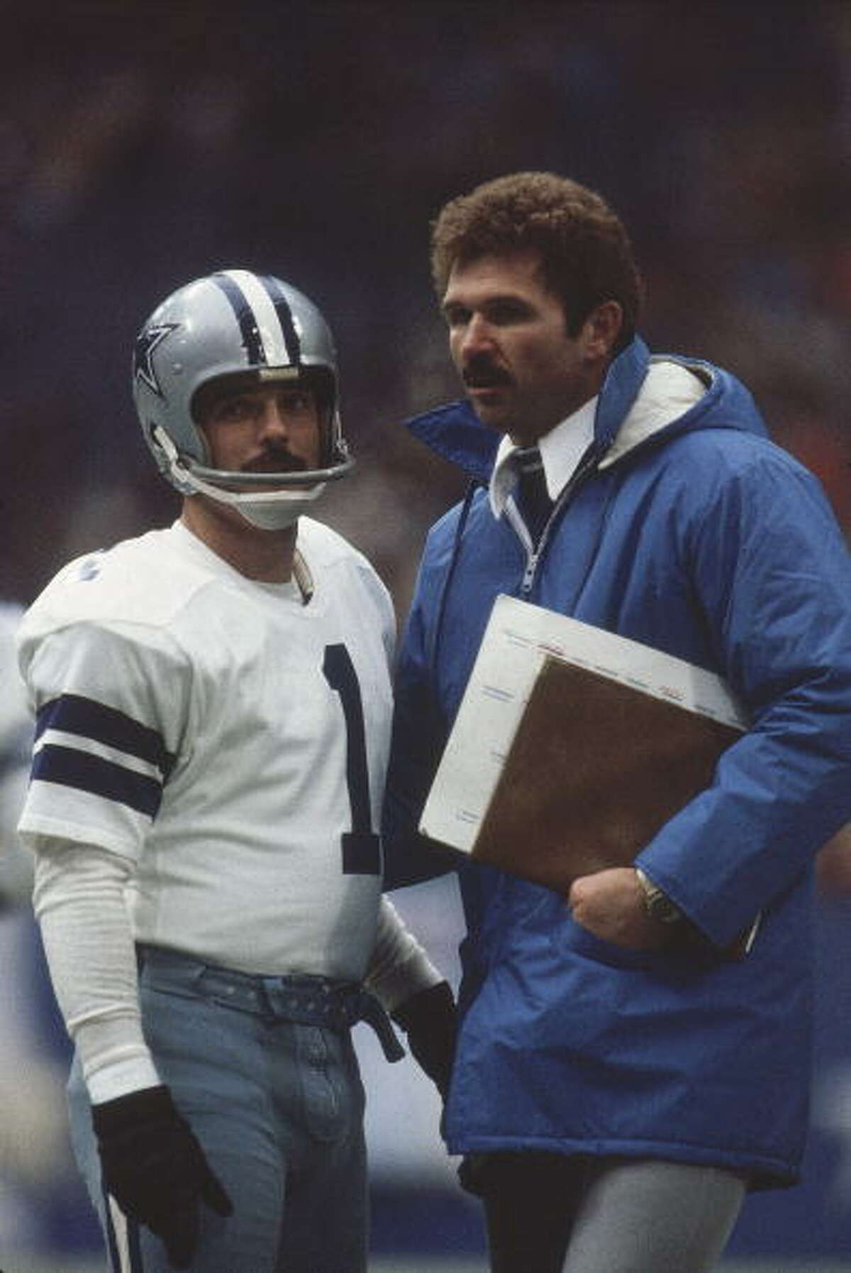 2. Rafael Septien (1978-86) An All-Pro kicker, Spetien was released by the Dallas Cowboys in 1987 after pleading guilty to indecency with a ten-year-old girl. He never played professional football again.