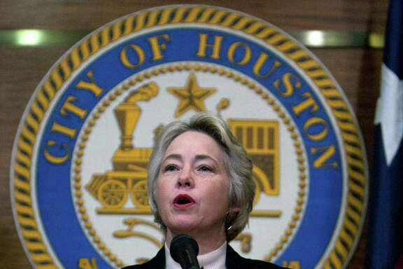 Mayor Annise Parker says fire pension obligations must be reduced.