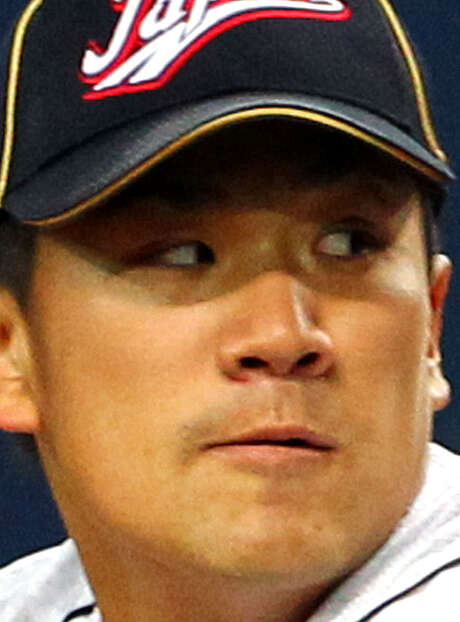Tanaka / 2013 Getty Images