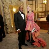"Willie Brown and Sonya Molodetskaya arrived at the gala. The San Francisco ballet season opening gala with a theme of ""Phenomenal"" at City Hall Wednesday January 22, 2014 featured a dinner in the rotunda, and cocktails in the South Light Court."