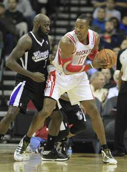 Jan. 22:  Rockets 119, Kings 98  Three Rockets recorded three double-doubles, and James Harden was one shy of being the fourth as the Rockets cruised past the Kings at Toyota Center.  Record: 29-15 Photo: Karen Warren, Houston Chronicle
